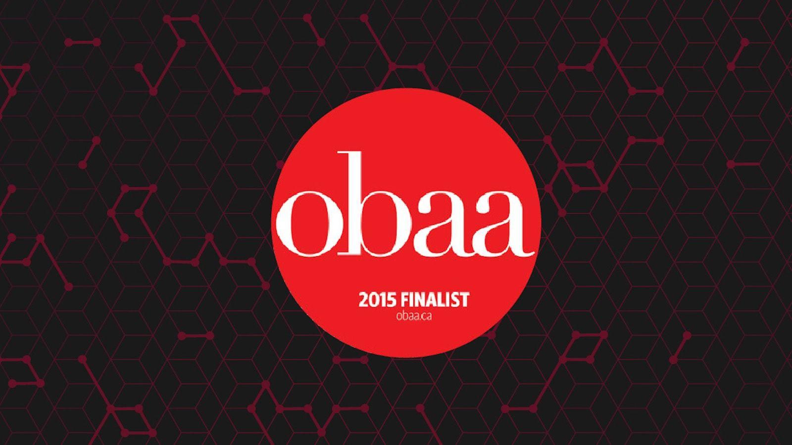 OBAA award- mobileLIVE