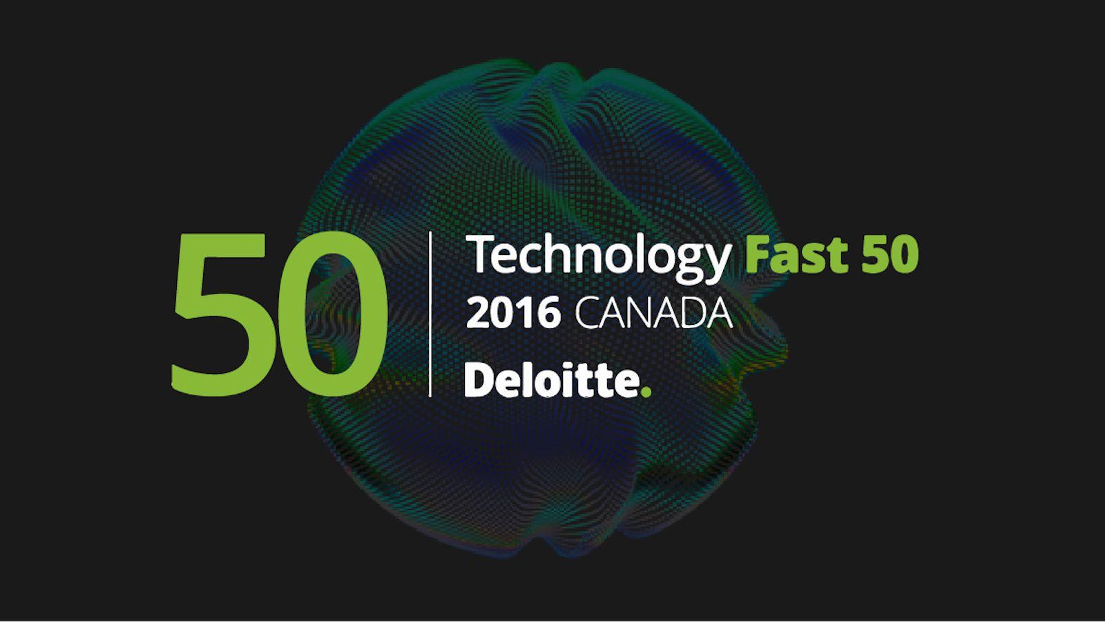 Deloitte Technology Fast 50- mobileLIVE