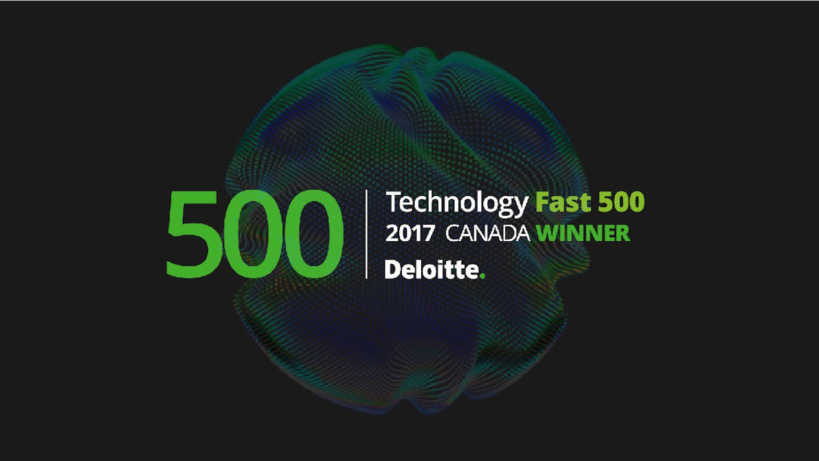Technology Fast 50 winner- mobileLIVE