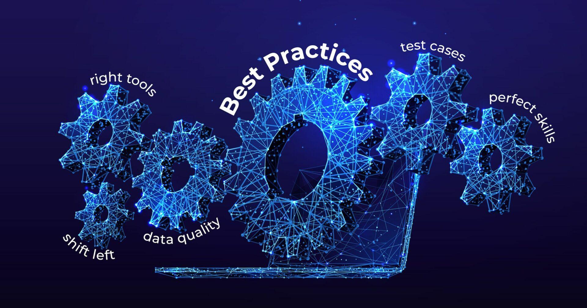 Test automation best practices
