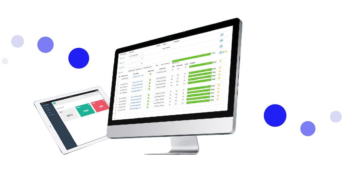 testing multiple set top boxes via automation