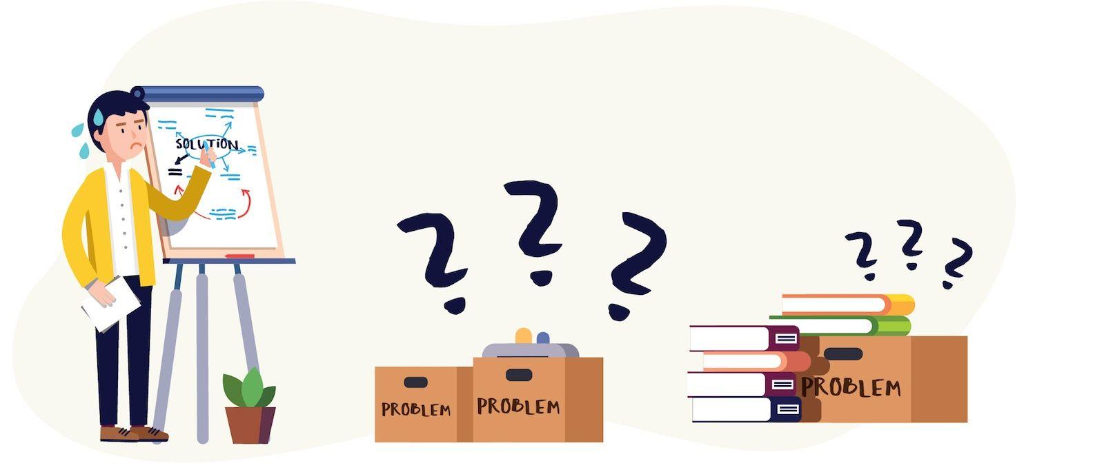 Myth-Scrum Master Must Resolve Every Problem